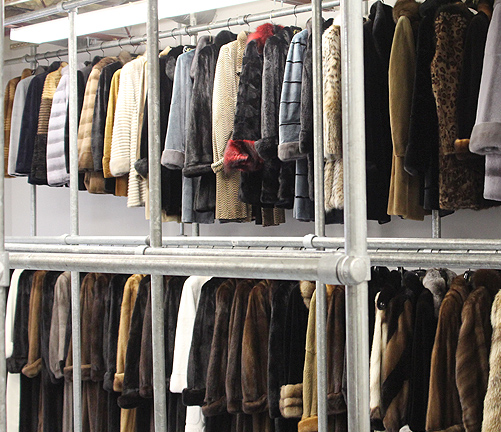 Fur Coat Storage Cleaning & Conditioning in Beverly Massachusetts